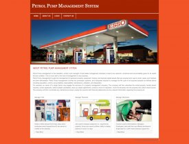 PHP and MySQL Project on Petrol Pump Management System