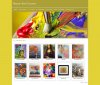 PHP and MySQL Mini Project on Online Art Gallery