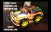 Arduino Project on Bluetooth Controller Arduino Car