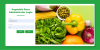 Vegetable Store Management System Spring Boot Project