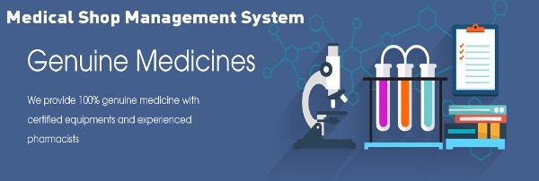 Java, JSP and MySQL Project on Medical Shop Management System