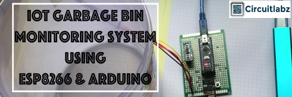IOT and Arduino Project on Garbage Monitoring System