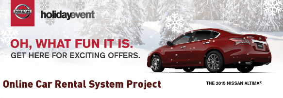 PHP and MySQL Project on Car Rental System