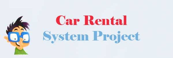PHP Project on Online Car Rental System with MySQL Database.